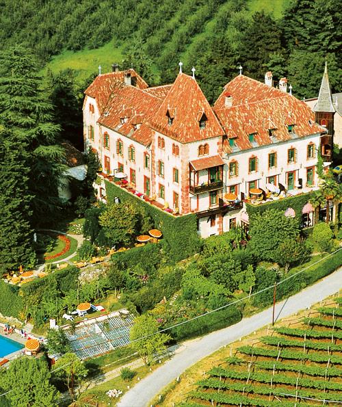 Schlosshotel Meran Und Umgebung Schloss Labers Urlaub In