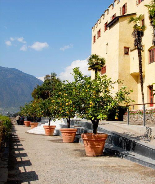 Schlosshotel meran und umgebung schloss labers urlaub in for Design hotel meran und umgebung